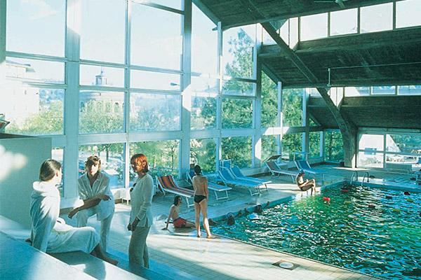 Hotel touring a salsomaggiore terme parma albergo touring - Hotel con piscina termale per bambini ...